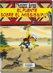 P00060 - Lucky Luke  - El puente sobre el Mississipi #63