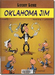P00002 - Lucky Luke - Kid Lucky  - Oklahoma Jim #2
