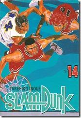 P00014 - Slam Dunk #14