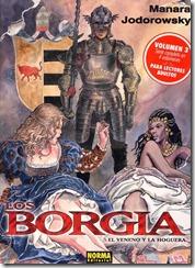 P00003 - Los Borgia  - El veneno y la hoguera.howtoarsenio.blogspot.com #3
