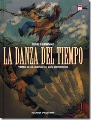 P00002 - La danza del tiempo  - El arma de los demonios.howtoarsenio.blogspot.com #2