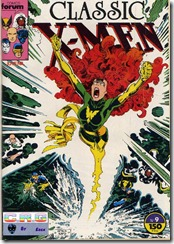 P00004 - 04 - La Saga del Fenix - Classic X-Men howtoarsenio.blogspot.com #9