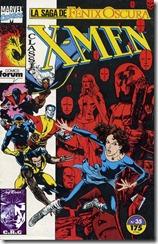 P00005 - 05 - La Saga de Fenix Oscura - Classic X-Men howtoarsenio.blogspot.com #35