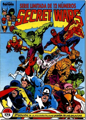 14-11-2010 - Secret Wars