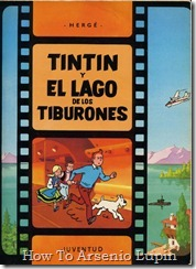 P00023 - Tintín  - El lago de los tiburones.howtoarsenio.blogspot.com #22