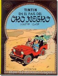 P00015 - Tintín  - En el país del oro negro.howtoarsenio.blogspot.com #14