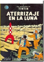 P00017 - Tintn  - Aterrizaje en la luna.howtoarsenio.blogspot.com #16