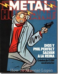 P00043 - Metal Hurlant #43