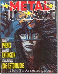 P00046 - Metal Hurlant #46
