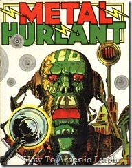 P00007 - Metal Hurlant #7