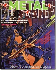 P00019 - Metal Hurlant #19