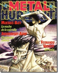 P00030 - Metal Hurlant #30