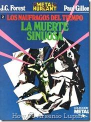 P00002 - Los Naufragos del Tiempo -  - La muerte sinuosa.howtoarsenio.blogspot.com #2