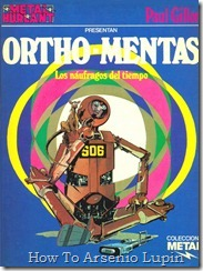 P00008 - Los Naufragos del Tiempo -  - Ortho Mentas.howtoarsenio.blogspot.com #8