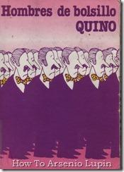 Quino 1977 - Hombres de Bolsillo