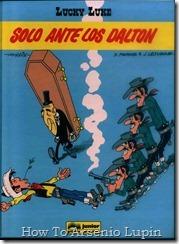 Lucky Luke 62 - Solo ante los Dalton (1993)