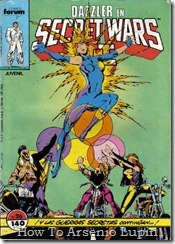 P00014 - Secret Wars II #26