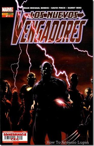 2011-01-27 - El renacimiento de los Avengers - Nuevos Vengadores