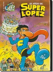 P00033 - Superlopez #25