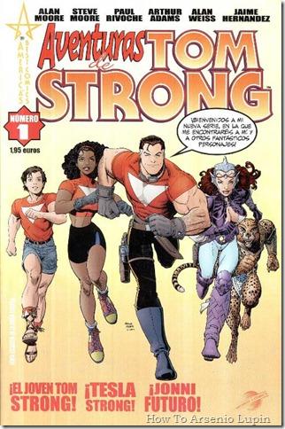 2011-02-24 - Las Aventuras de Tom Strong