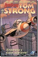 P00002 - Las Aventuras de Tom Strong #11