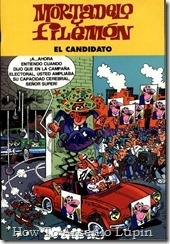 P00009 - Mortadelo y Filemon  - El candidato.howtoarsenio.blogspot.com #9