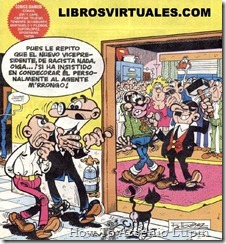 P00079 - Mortadelo y Filemon  - El racista.howtoarsenio.blogspot.com #79