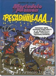 P00124 - Mortadelo y Filemon  - Pesadilla.howtoarsenio.blogspot.com #124