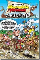P00158 - Mortadelo y Filemon  - Los vikingos.howtoarsenio.blogspot.com #158
