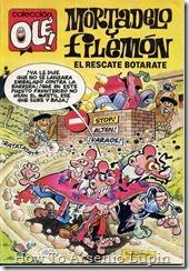 P00016 - Mortadelo y Filemon Otros #15