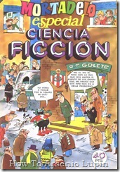 P00035 - Revista Mortadelo Especial  - Ciencia Ficcion #5