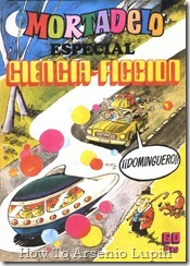 P00036 - Revista Mortadelo Especial  - Ciencia Ficcion #44