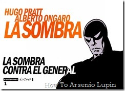 La Sombra 01 - Contra el General 