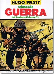 Relatos de guerra del teniente Koinsky