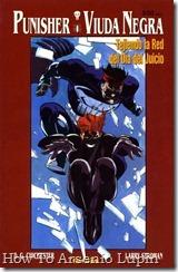 P00009 - Viuda Negra y Punisher - Tejiendo la red del día del juicio.howtoarsenio.blogspot.com #9