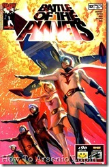 P00012 - Battle of the Planets #12