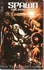 P00005 - Spawn - The Dark Ages #5