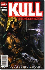 P00002 - Kull el conquistador #2