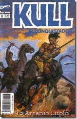 P00008 - Kull el conquistador #8