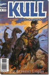 P00008 - Kull el conquistador #8