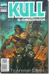 P00010 - Kull el conquistador #10
