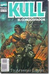 P00010 - Kull el conquistador #10