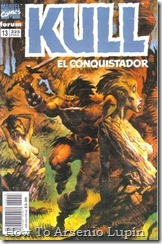 P00013 - Kull el conquistador #13