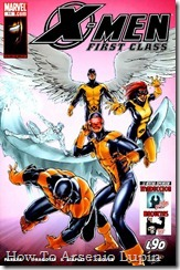 P00012 - X-Men First Class v2 #11
