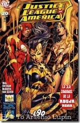 P00022 - JLA #20