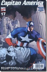 P00017 - Capitán América v5 #1