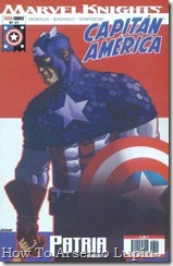 P00021 - Capitán América v5 #1