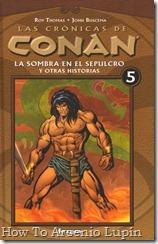 P00005 - Las Crónicas de Conan  - La Sombra en el Sepulcro.howtoarsenio.blogspot.com #5