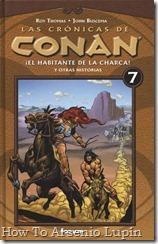 P00007 - Las Crónicas de Conan  - ¡El Habitante de la Charca!.howtoarsenio.blogspot.com #7