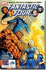 P00018 - Fantastic Four #570